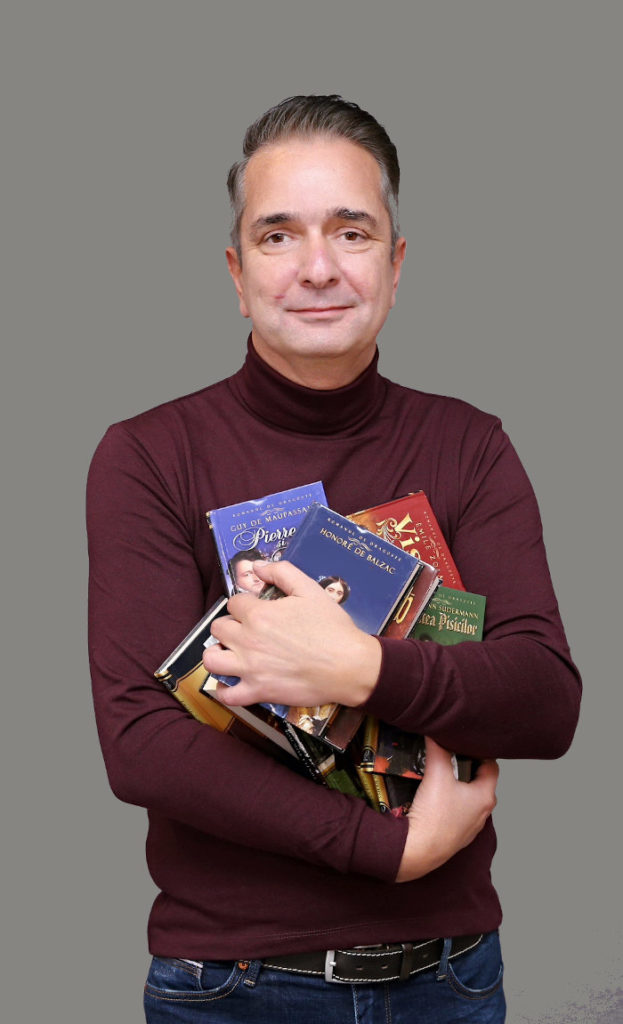 andrei spirtaru scriitor terapeut emotional life coach consilier